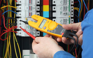 Edgewood commercial electrician